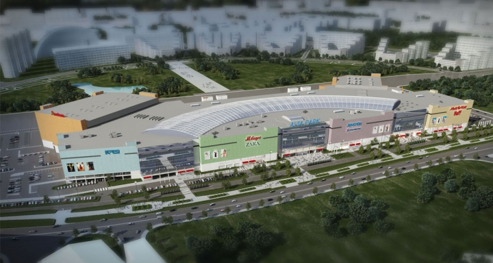 Avia Park Shopping Center Project