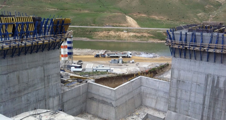 Alparslan II Dam and Hydroelectric Plant Project