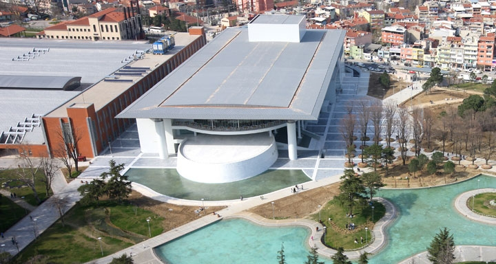 Ataturk Culture Center Project