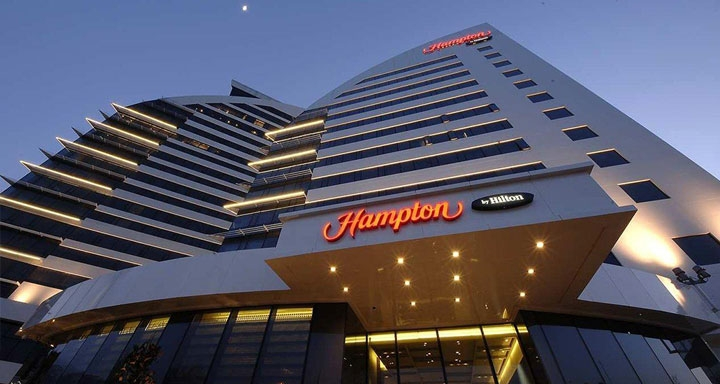Hampton By Hilton Hotel Project