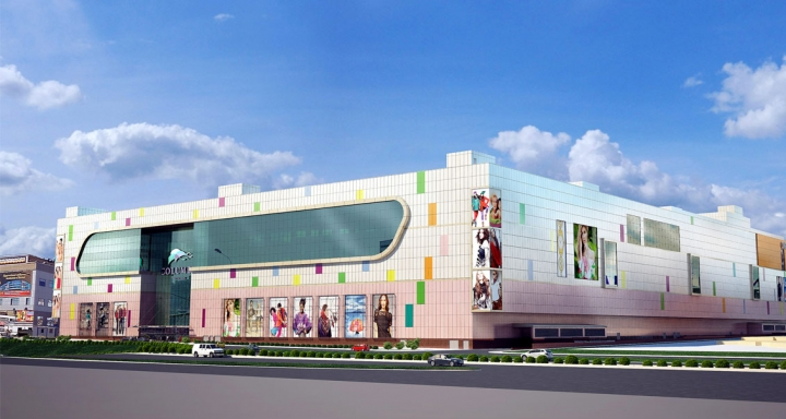 Moscow Park Shopping Center Project