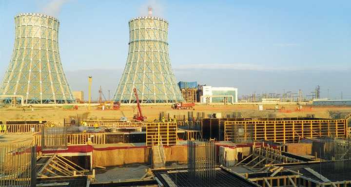 Navoi Combined Cycle Power Plant Project