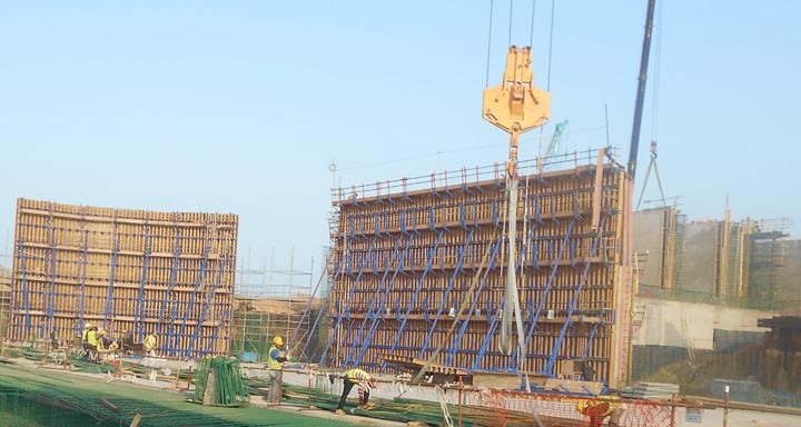 Yanbu Power and Desalination plant project
