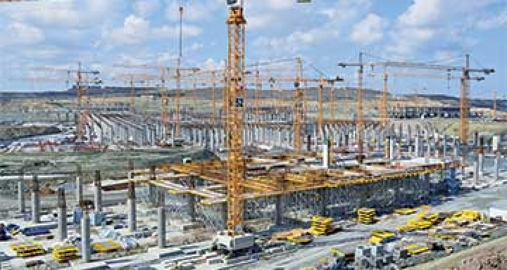 İstanbul New Airport Project